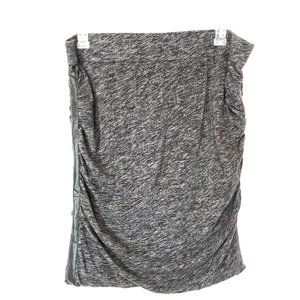 Lane Bryant Ruched Pencil Skirt
